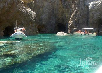 isole-pontine-Ponza-gita-barca-latinamipiace