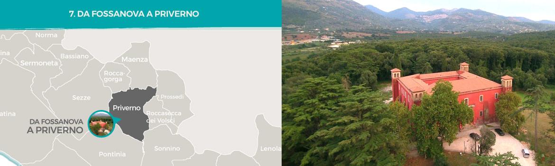 mapa-trekking-da-fossanova-a-priverno-latinamipiace