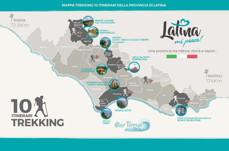 mapa-trekking-itinerari-provincia-di-latina-latinamipiace