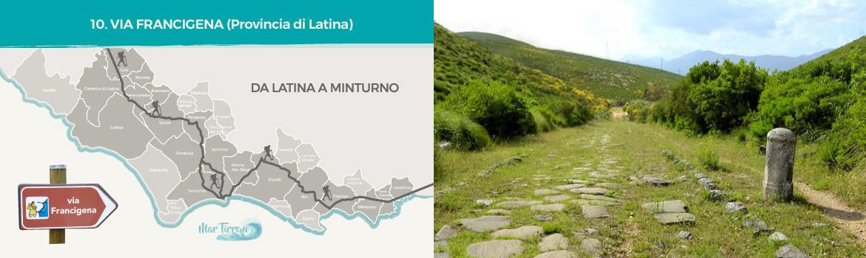 mapa-trekking-via-francigena-della-provincia-di-latina-latinamipiace