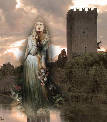 Il-fantasma-della-principessa-Ninfa-misteri-e-leggende-Provincia-di-Latina-latinamipiace