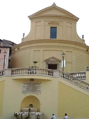 Piazza-VI-Gennaio-Centro-storico-Roccagorga-latinamipiace