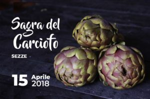 Sagra del Carciofo a Sezze 2018 @ Sezze   Sezze   Lazio   Italia