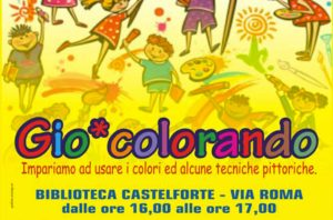 Giocolorando a Castelforte @ Castelforte | Castelforte | Lazio | Italia