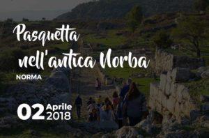 Pasquetta nell'antica Norba @ Norma | Norma | Lazio | Italia