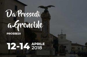 Da Prossedi a Grenoble @ Prossedi | Prossedi | Lazio | Italia