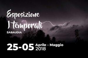 Esposizione : I Temporali a Sabaudia @ Sabaudia | Sabaudia | Lazio | Italia