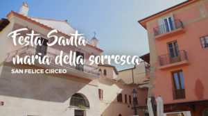 Festa Santa Maria della Sorresca a San Felice Circeo @ San Felice Circeo