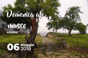 Domenica al Museo a Norma @ Norma | Norma | Lazio | Italia