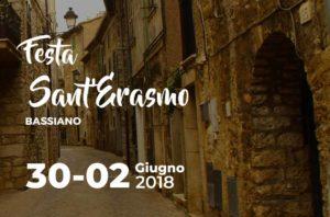 Festa Sant'Erasmo a Bassiano @ Bassiano | Bassiano | Lazio | Italia