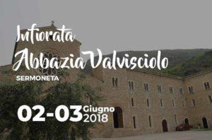 Infiorata Abbazia di Valvisciolo @ Abbazia di Fossanova | Sermoneta | Lazio | Italia