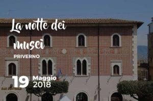 Notte dei musei a Priverno @ Priverno | Priverno | Lazio | Italia