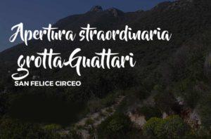 Apertura straordinaria Grotta Guattari @ San Felice Circeo | San Felice Circeo | Lazio | Italia