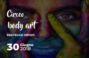 Circeo body art @ San Felice Circeo | San Felice Circeo | Lazio | Italia