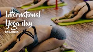 International Yoga Day Sabaudia @ Sabudia | Sabaudia | Lazio | Italia