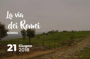 La via dei Romei a Norma @ Norma | Norma | Lazio | Italia