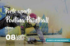 Porte Aperte a Pontina Paintball @ Pontina Paintball Aprilia | Campoverde | Italia