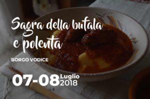 Sagra della bufala con polenta @ Borgo Vodice | Borgo Vodice | Lazio | Italia
