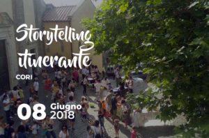 Storytelling itinerante a Cori @ Cori | Cori | Lazio | Italia