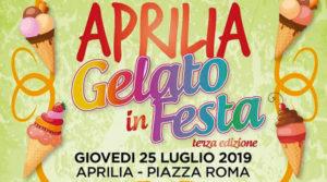Aprilia Gelato in Festa @ Aprilia | Aprilia | Lazio | Italia