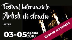 Festival Internazionale degli artisti di strada a Sezze @ Sezze | Sezze | Lazio | Italia