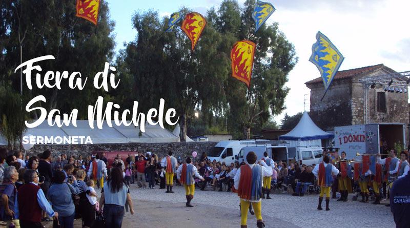 San Michele Data Calendario.Fiera Di San Michele A Sermoneta Latinamipiace It