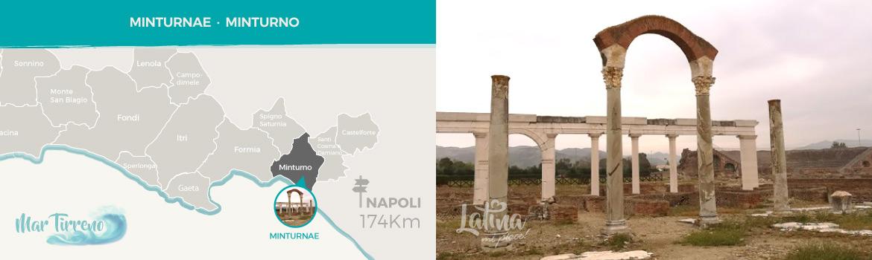 mappa-resti-archeologici-romani-Minturnae-a-Minturno-latinamipiace