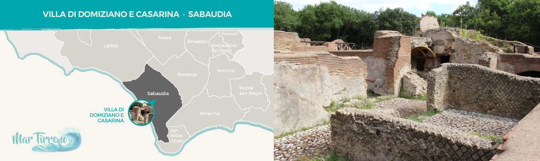mappa-resti-archeologici-romani-Villa-di-Domiziano-e-Casarina-a-Sabaudia-latinamipiace