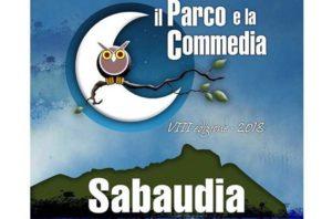 il parco e la commedia a Sabaudia