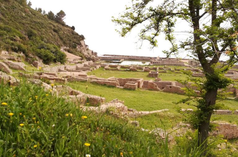 resti-archeologici-romani-in-Provincia-di-Latina-Italia-latinamipiace