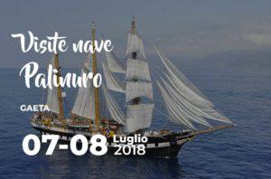 Visite Nave Palinuro a Gaeta @ Gaeta | Gaeta | Lazio | Italia
