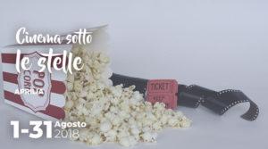 Cinema sotto le stelle ad Aprilia @ Aprilia | Aprilia | Lazio | Italia