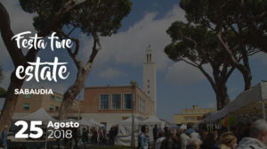 Festa fine estate a Sabaudia @ Sabaudia | Sabaudia | Lazio | Italia