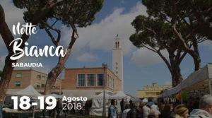 Notte bianca a Sabaudia @ Sabaudia | Sabaudia | Lazio | Italia