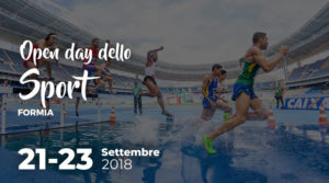 Open day dello sport a Formia