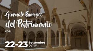 Giornate Europee del Patrimonio a Cori @ Cori | Cori | Lazio | Italia