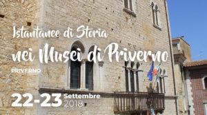 Istantanee di Storia nei Musei di Priverno @ Priverno | Priverno | Lazio | Italia