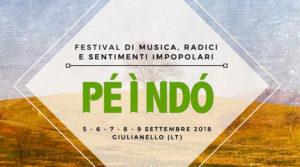 Pé ì ndò Festival  a Giulianello
