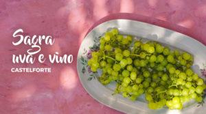 Sagra dell'uva e del vino a Castelforte @ Castelforte | Castelforte | Lazio | Italia