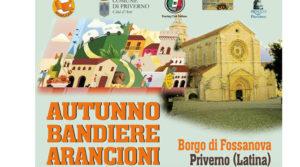 Autunno Bandiere Arancioni a Fossanova @ Abbazia di Fossanova | Priverno | Lazio | Italia
