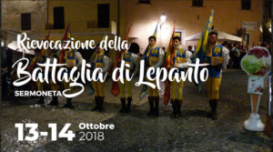 Rievocazione della battaglia di Lepanto a Sermoneta @ Sermoneta | Sermoneta | Lazio | Italia