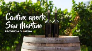 Cantine Aperte a San Martino @ Provincia di Latina