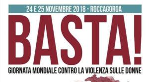 Giornata contro la violenza sulle donne a Roccagorga @ Roccagorga | Roccagorga | Lazio | Italia