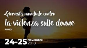 Giornata Mondiale contro la violenza sulle donne a Fondi @ Fondi | Fondi | Lazio | Italia