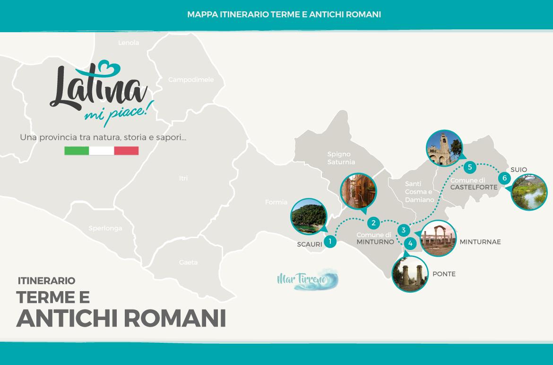 mappa-itinerario-terme-e-antichi-romani-latinamipiace