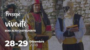 Presepe vivente a Suio alto Castelforte @ Suio alto Castelforte | Suio Alto | Lazio | Italia