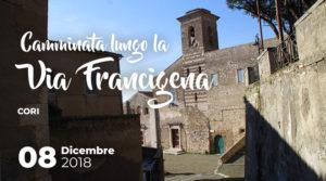 Camminata Velletri - Gulianello - Cori lungo la Via Francigena del Sud
