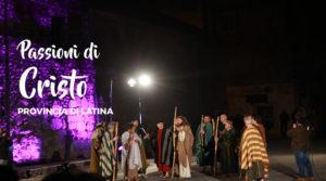 Passioni di cristo in Provincia di Latina