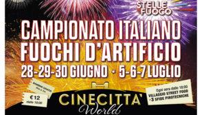 Stelle di Fuoco a Cinecittà World @ Cinecittà World | Roma | Lazio | Italia