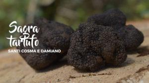 Sagra del tartufo Santi Cosma e Damiano @ Santi Cosma e Damiano | Lazio | Italia